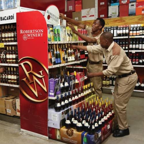 Robertson Merchandising Brands Africa