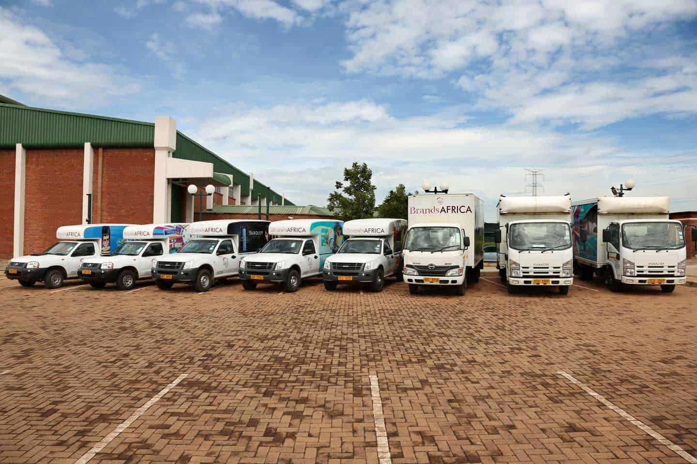 Brands Africa Fleet