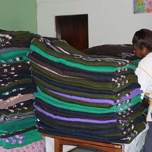 Brands Africa Blanket Drive 2