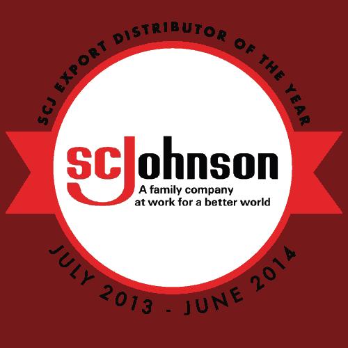 SCJ Award Brands Africa