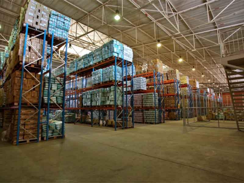 Zim Inside Warehouse